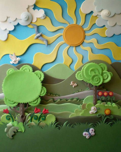 layered paper art crafts diy art pinterest layering crafts