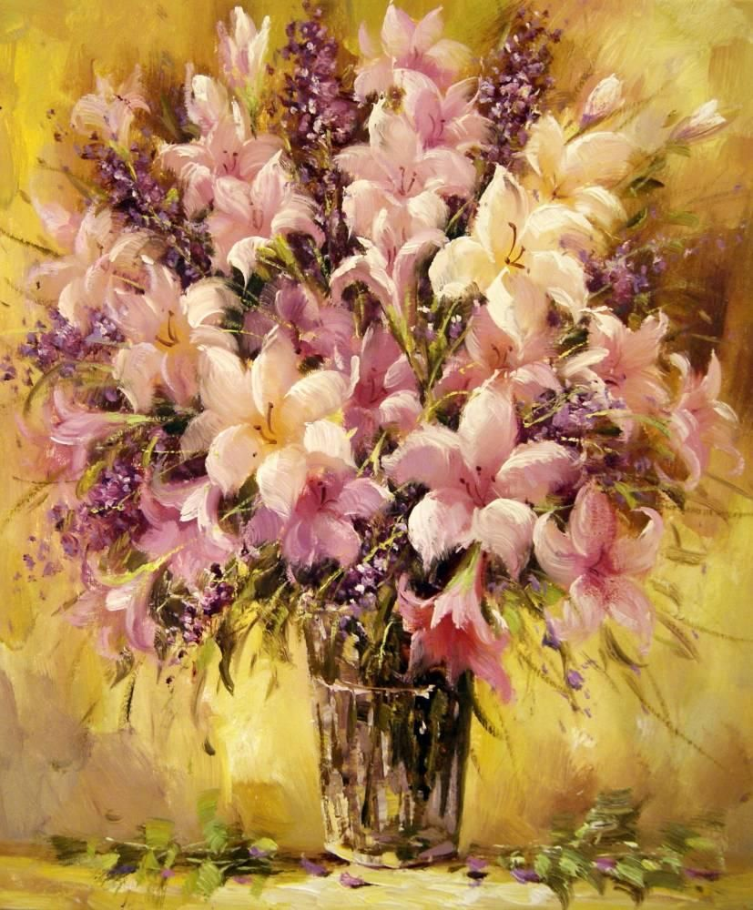 Beautiful flower paintings beautiful flowers paintings and artwork beautiful flower paintings izmirmasajfo Image collections