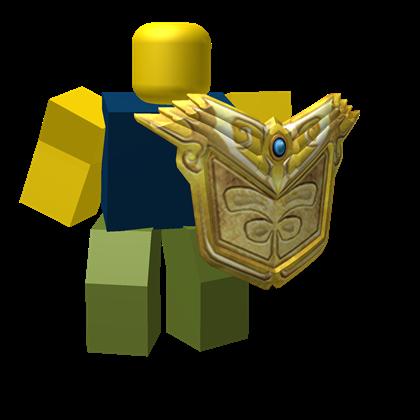 10 Noob Assist Golden Shield Guardian Roblox Noob Roblox