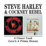 A Closer Look/Love's a Prima Donna [CD]
