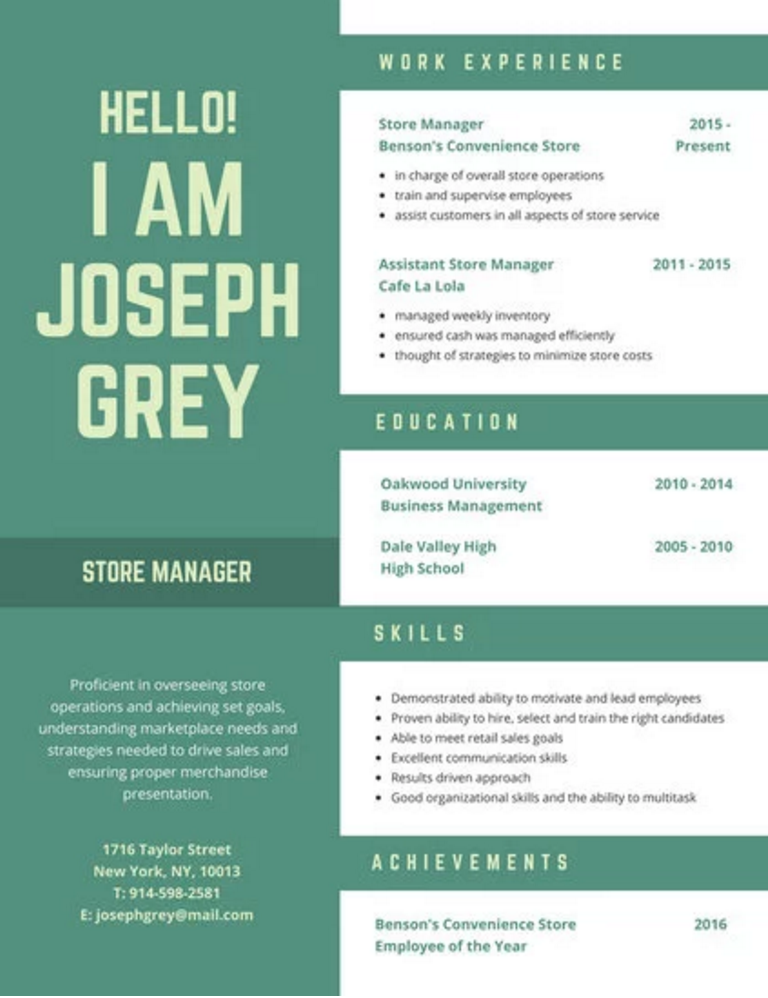 Pin by Beckytozcano on Resumes i would like to Recreate