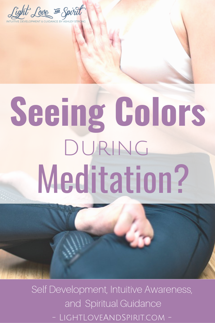 45+ Seeing purple color during meditation inspirations