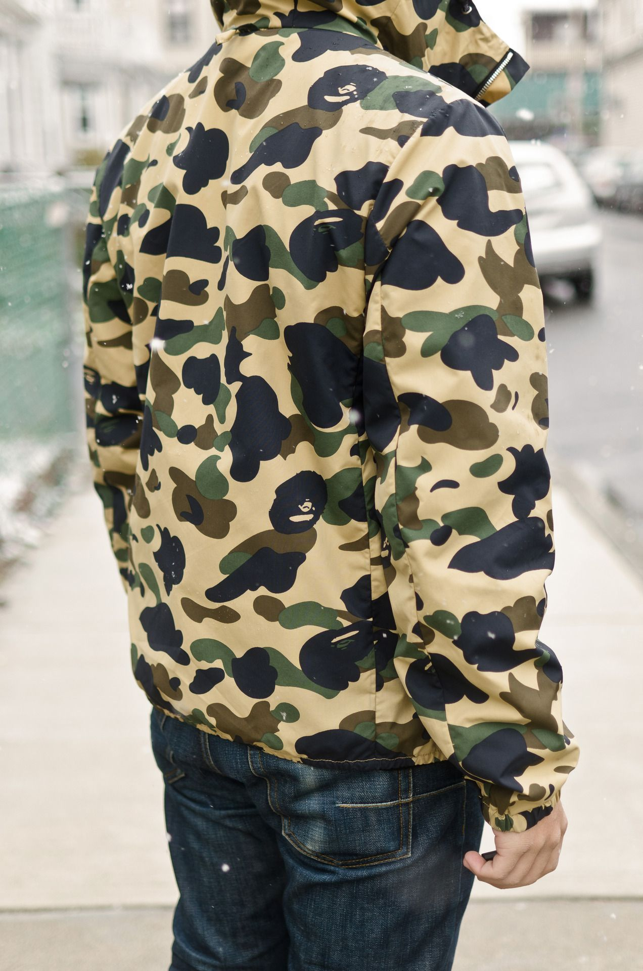 eaded1e4cbf7 Bathing Ape Camo