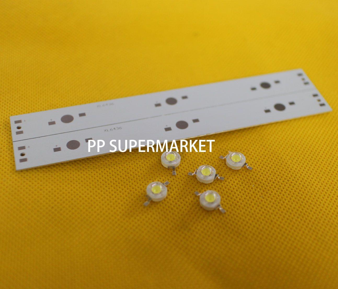 123 2pcs 140mm X 16mm Aluminium Pcb Circuit Board For 3 1w3w Led Series 1w 3w 5w In 1w3w5w Ebay Home Garden