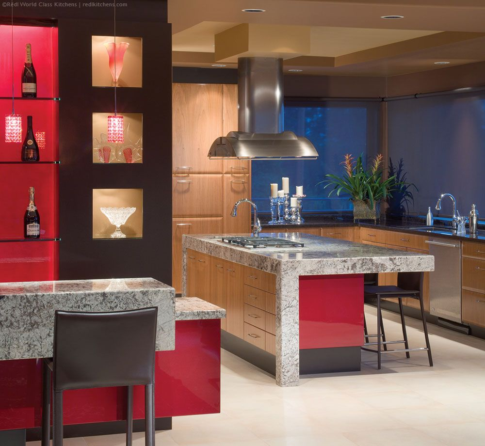 Captivating Kitchen 20   Contemporary   Rëdl World Class Kitchens