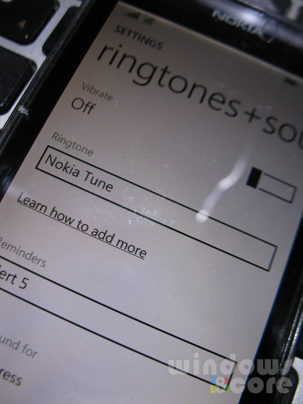 Download the all-new Windows Phone region-based ringtones by