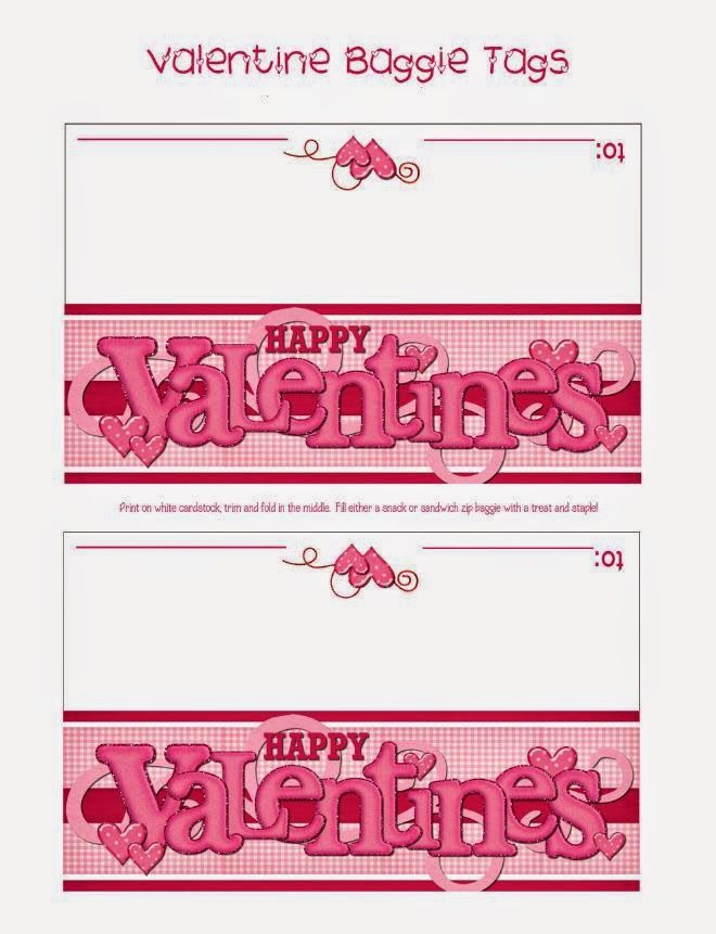 Golosinas Bolsas Para San De Imprimir ValentínEtiquetas KFJcT1l