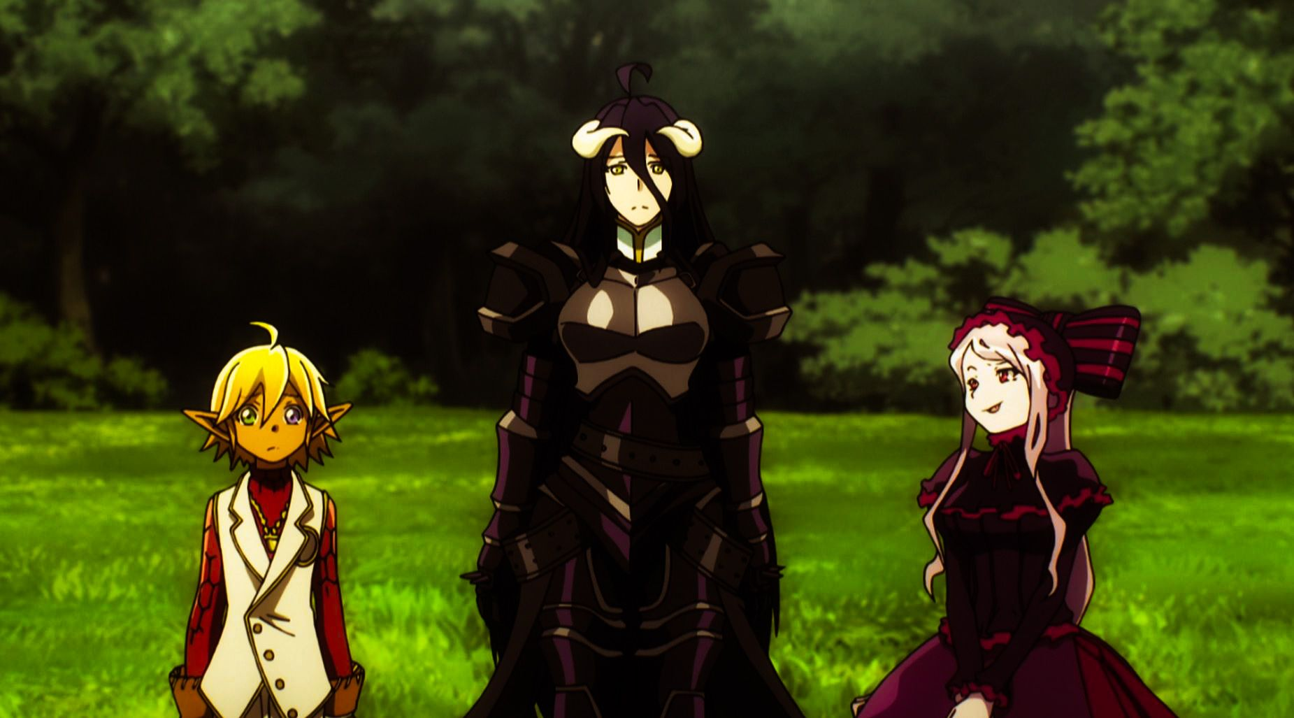 overlord Greatest villains, Anime reviews, Anime
