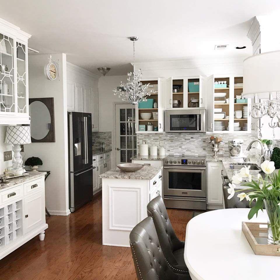 Repost Athomewithnikki Home Decor Kitchen At With Nikki Modern Design