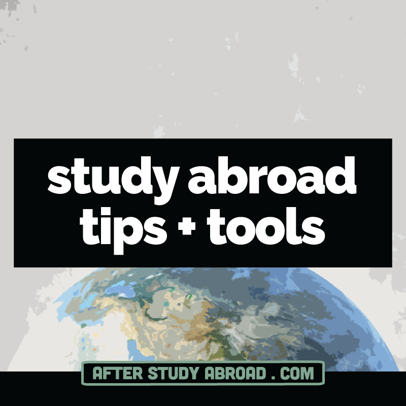 Study Abroad | College Students. After Study Abroad.com is the only website with strategies for how to put your study abroad skills into practice. Free and affordable resources to help you reflect on your skills and plan your life after study abroad.