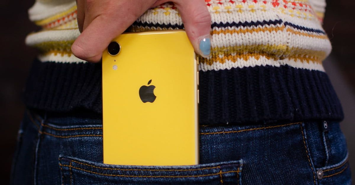 Apple is reportedly buying intels modem business iphone