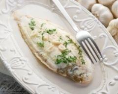 Sole meunière - Une recette CuisineAZ