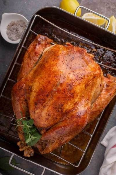 Simple Turkey Brine and Roast Turkey #turkeybrine Easy Roast Turkey Recipe #leftoverturkeyrecipeseasy Simple Turkey Brine and Roast Turkey #turkeybrine Easy Roast Turkey Recipe #leftoverturkeyrecipeseasy