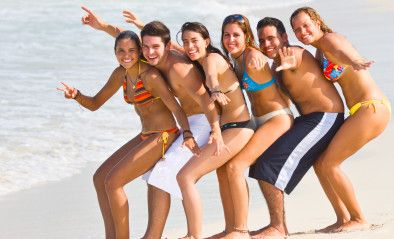 Florida Is The Most Por Spring Break Spot In Us And No Place More Hening Than Miami S South Beach
