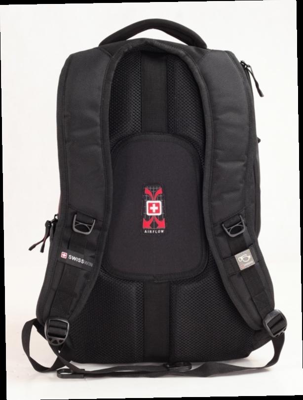 55.00$  Watch here - http://ali2cx.worldwells.pw/go.php?t=32749637253 - swiss swissgear backpacks school laptop bag swisswin men's travel backpack  mochilas kanken black mochila feminina bag zaino 55.00$