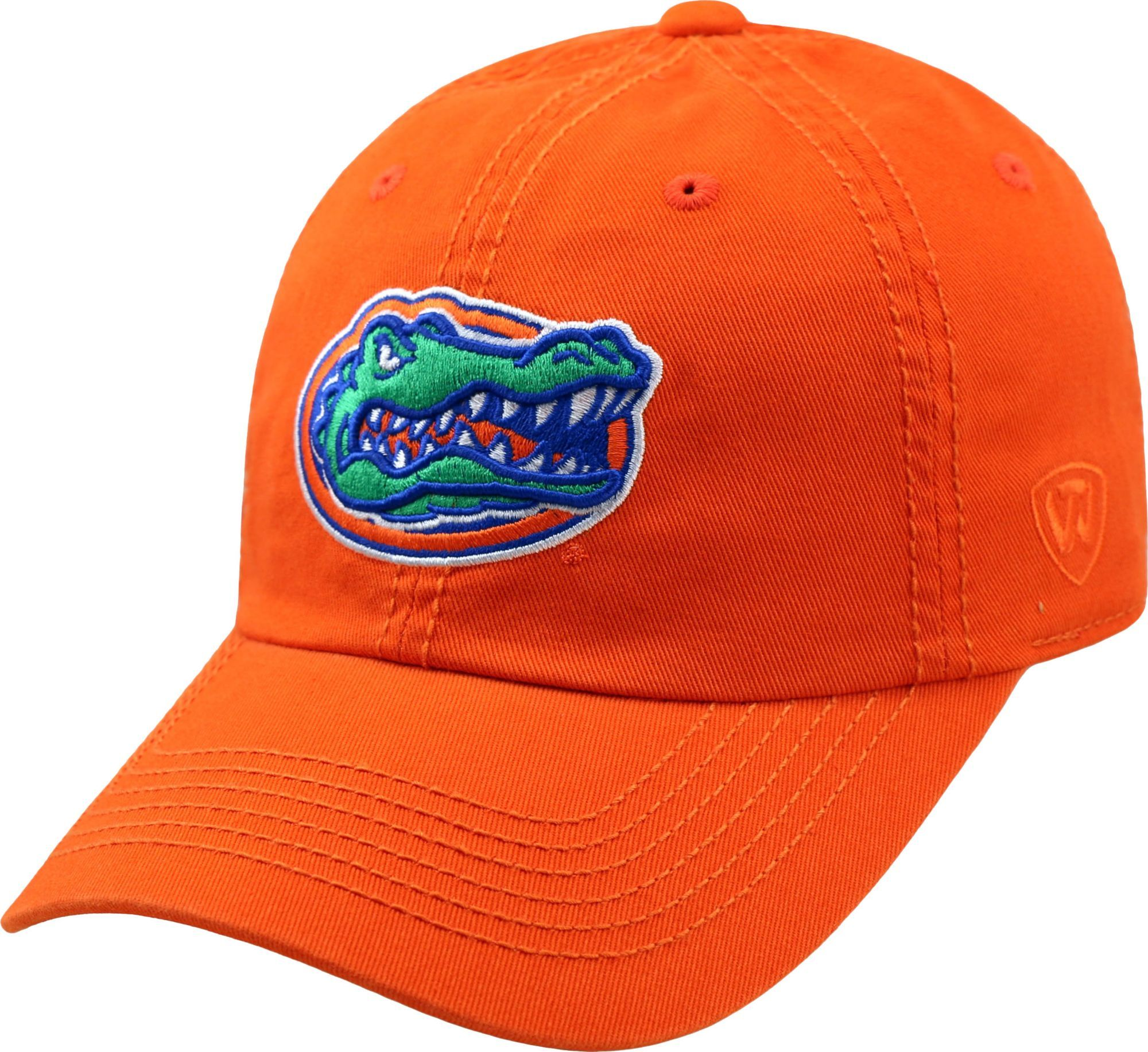 more photos 694a1 24702 Top of the World Men s Florida Gators Orange Crew Adjustable Hat, Team