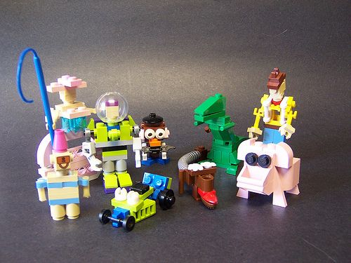 Toy Story Tales by monsterbrick