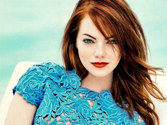 its all about actress emma stone