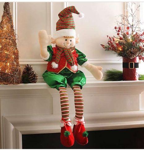 Pin de luz ca adas en navidad pinterest navidad for Gnomos navidenos