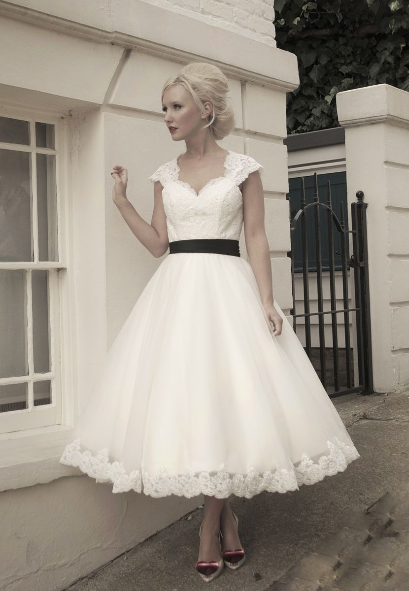 style wedding dresses london