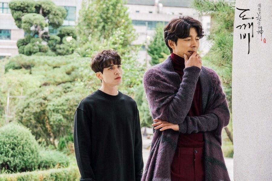 Gong Yoo | 공유 | Kong Ji Chul | 공지철 | D.O.B 10/7/1979 (Cancer) x Lee Dong Wook | 이동욱 | D.O.B 6/11/1981 (Scorpio)