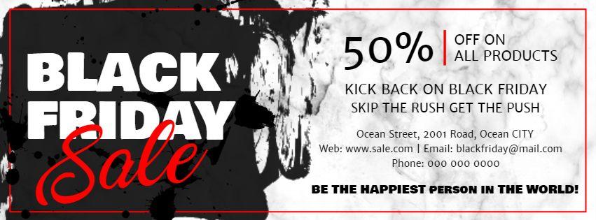 Black Friday Banner Design Black Friday Banner Facebook Cover Photos Black Friday Flyer