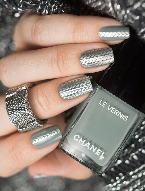 50 Top Nail Art Ideas 2018 Trends For Women Anillos In 2018