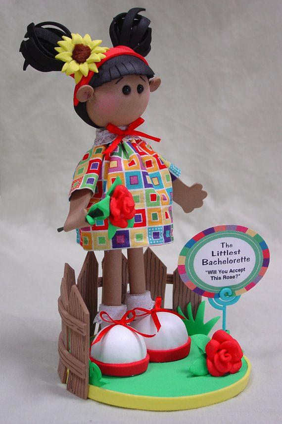Foam Doll Decoration-SALE por simplysweetgifts en Etsy