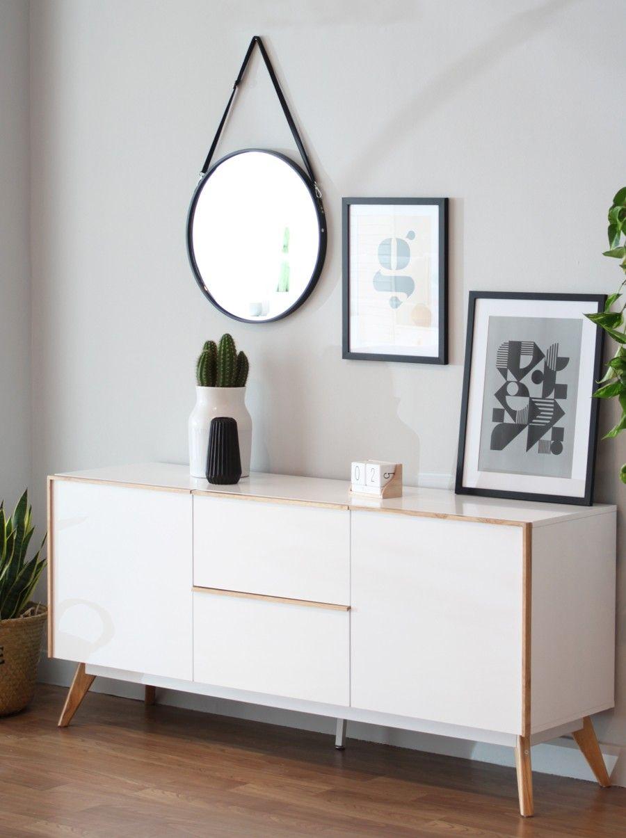 Aparador sala | Living room | Pinterest | Aparadores, Recibidor y ...