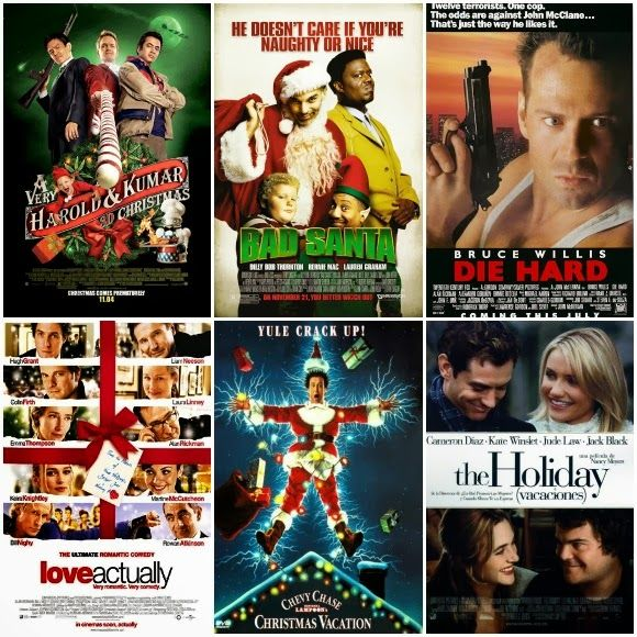 An A Z Of Festive Films To Watch This Christmas National Lampoons Christmas Vacation Bad Santa Christmas Spirit