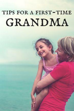 Advice for New Nanas #newgrandma