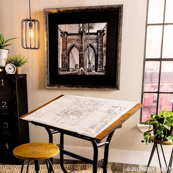 Add elegance to your artwork with architecture-inspired custom