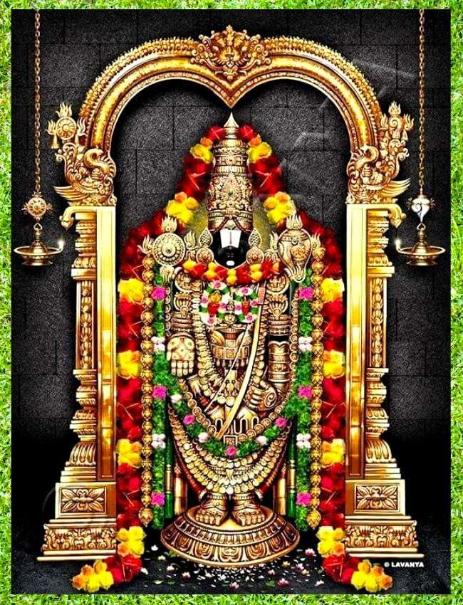 Lord Perumal Pics Venkateswara Swamy Wallpapers Hd Is Free On Elsetge Cat Please Download And Shar Lord Balaji Lord Vishnu Wallpapers Lord Ganesha Paintings