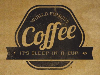 Sleep-in-a-cup
