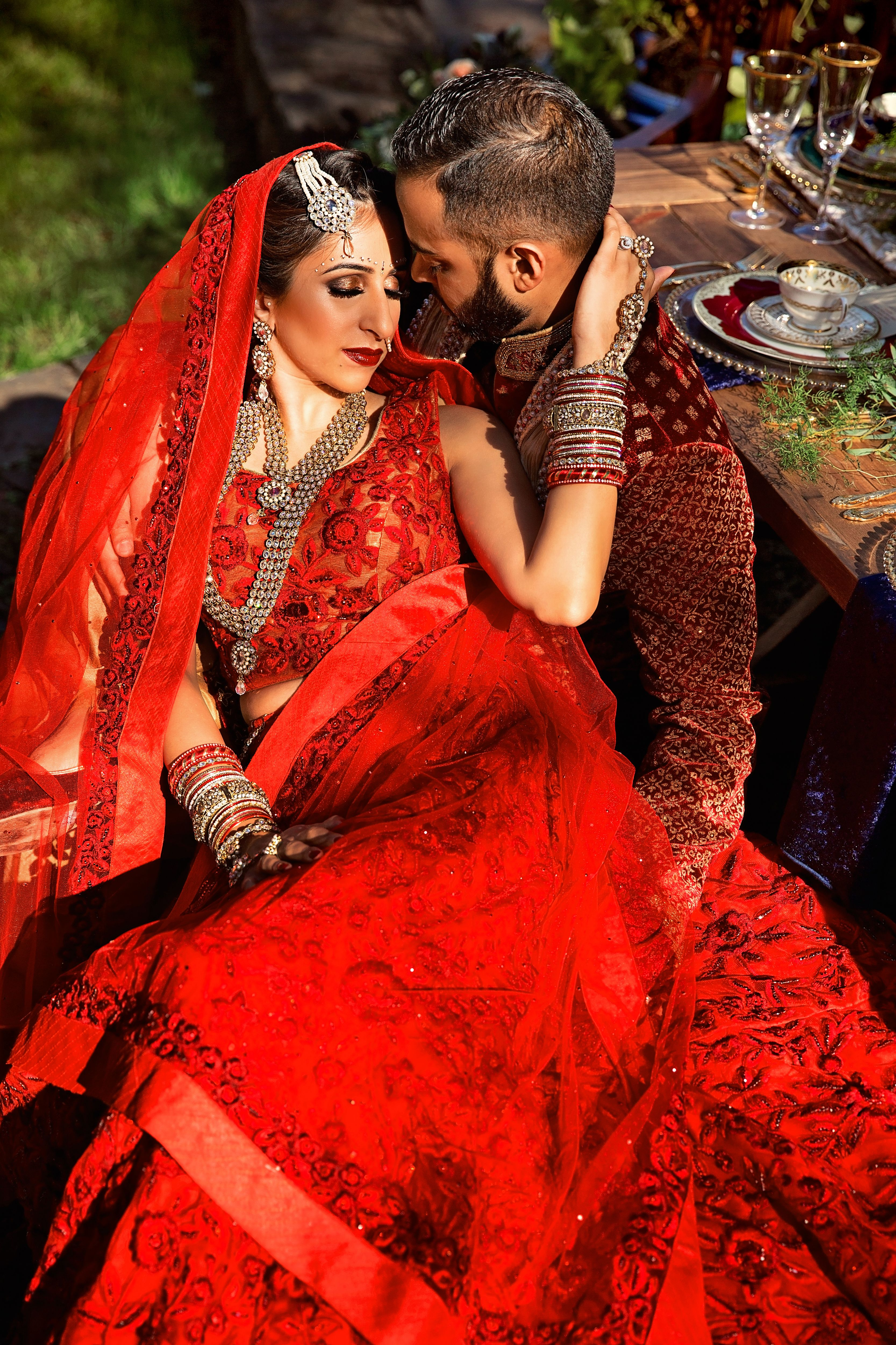 South asian wedding dresses  Check out South Asian Weddings from Gillian Marto Creating Events of