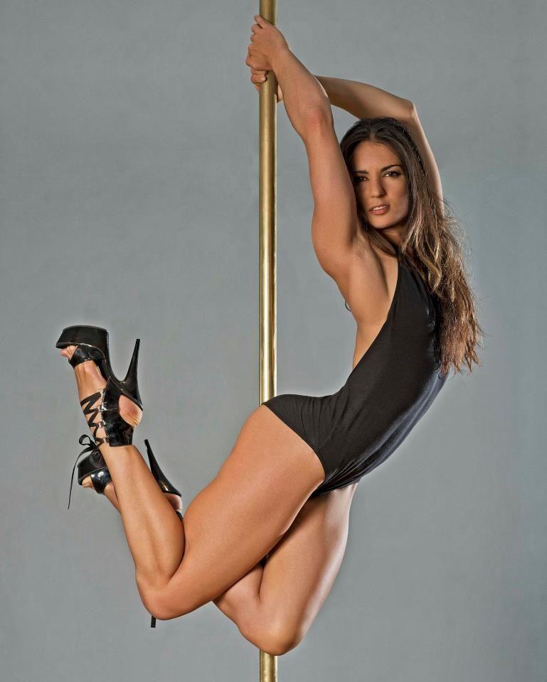 Famous Female Pole Dancers - Michelle Shimmy   Pole ...