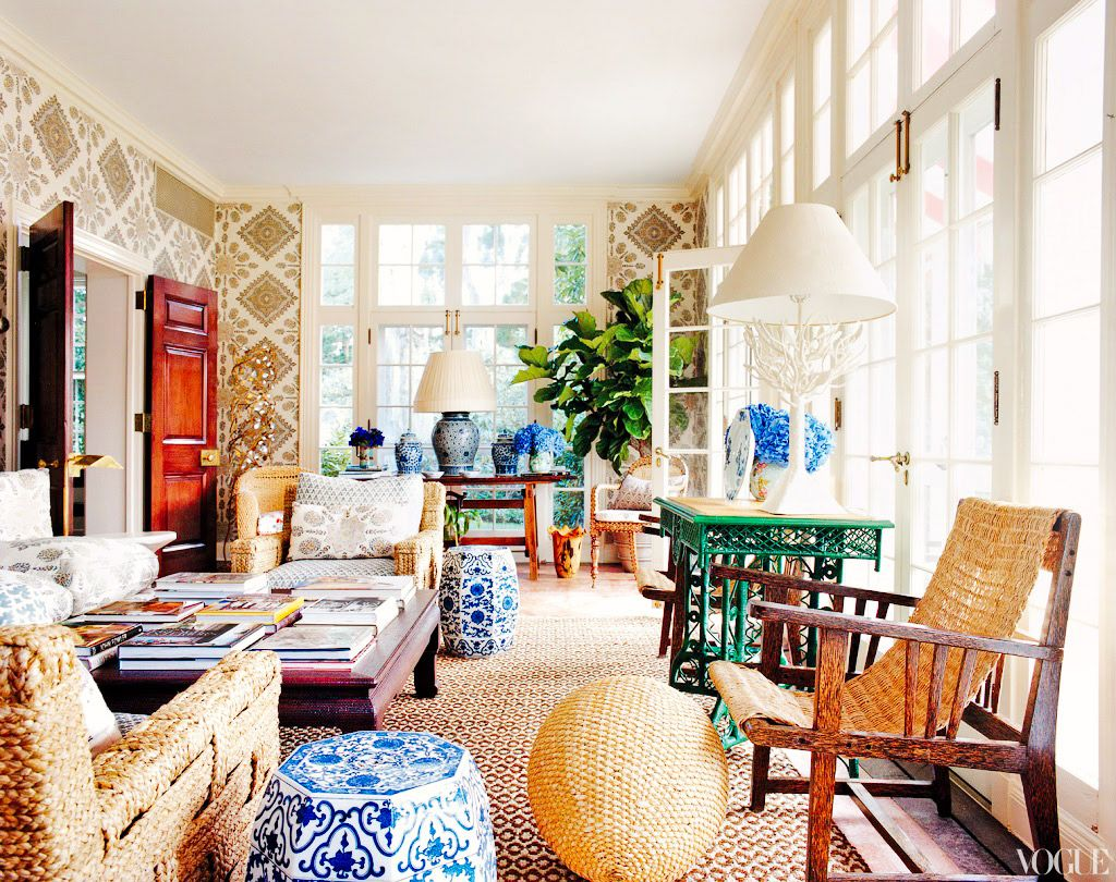 12 Absolutely Gorgeous Sunrooms  Home, Sunroom designs, Hamptons house