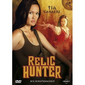 Relic Hunter- History archeology professor Sydney Fox happens to be an intrepid explorer. Known for her expertise on ancient civilizations, Dr. Fox finds herself involved in numerous adventures across the globe as she tries to locate ancient artifacts and return them to museums or to descendants of their rightful owners.  Relic Hunter, a syndicated action-adventure series strongly reminiscent of the Indiana Jones and Tomb Raider films and video games. First episode date: September 20, 1999…
