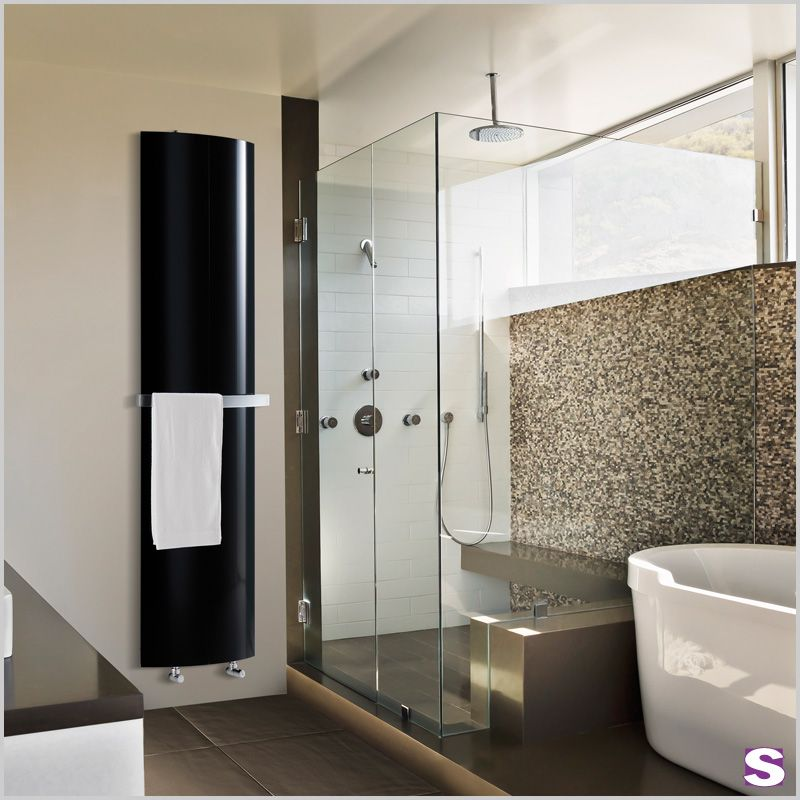 Design Badheizkörper Sancho von SEBASTIAN eK #badezimmer - heizkörper badezimmer handtuchhalter