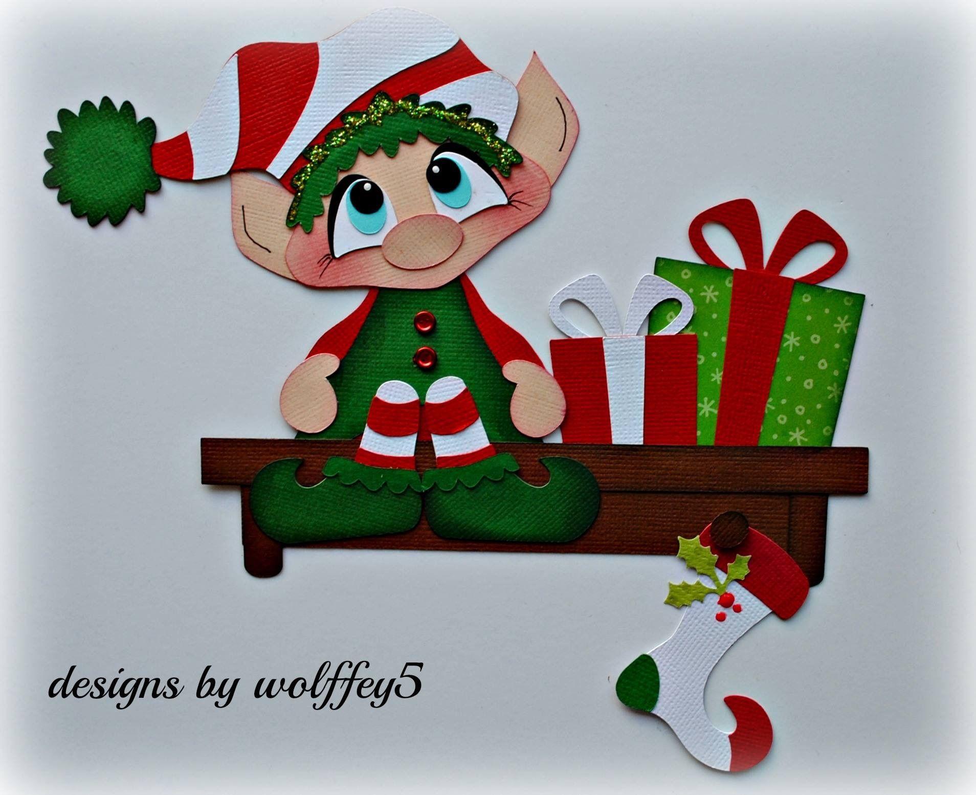 17++ Scrapbook paper christmas crafts info