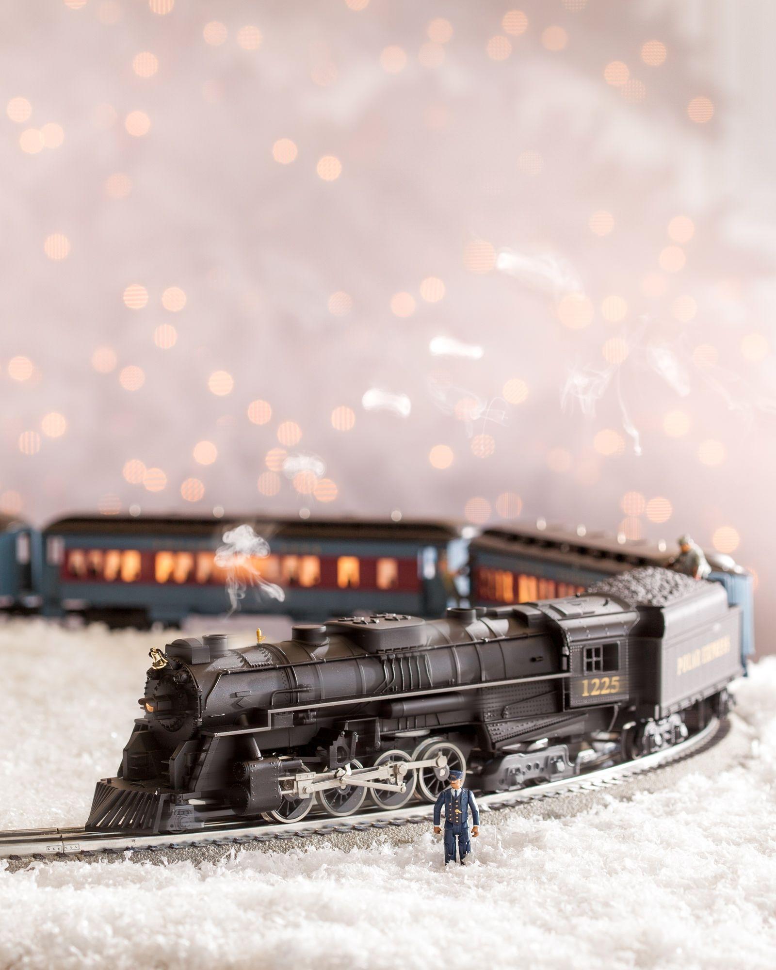 Lionel POLAR EXPRESS Train Set G Gauge READY TO RUN ... |Polar Express Train Set Christmas Tree