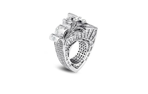 Our Favorite Fashion Rings from the Platinum Innovation Awards