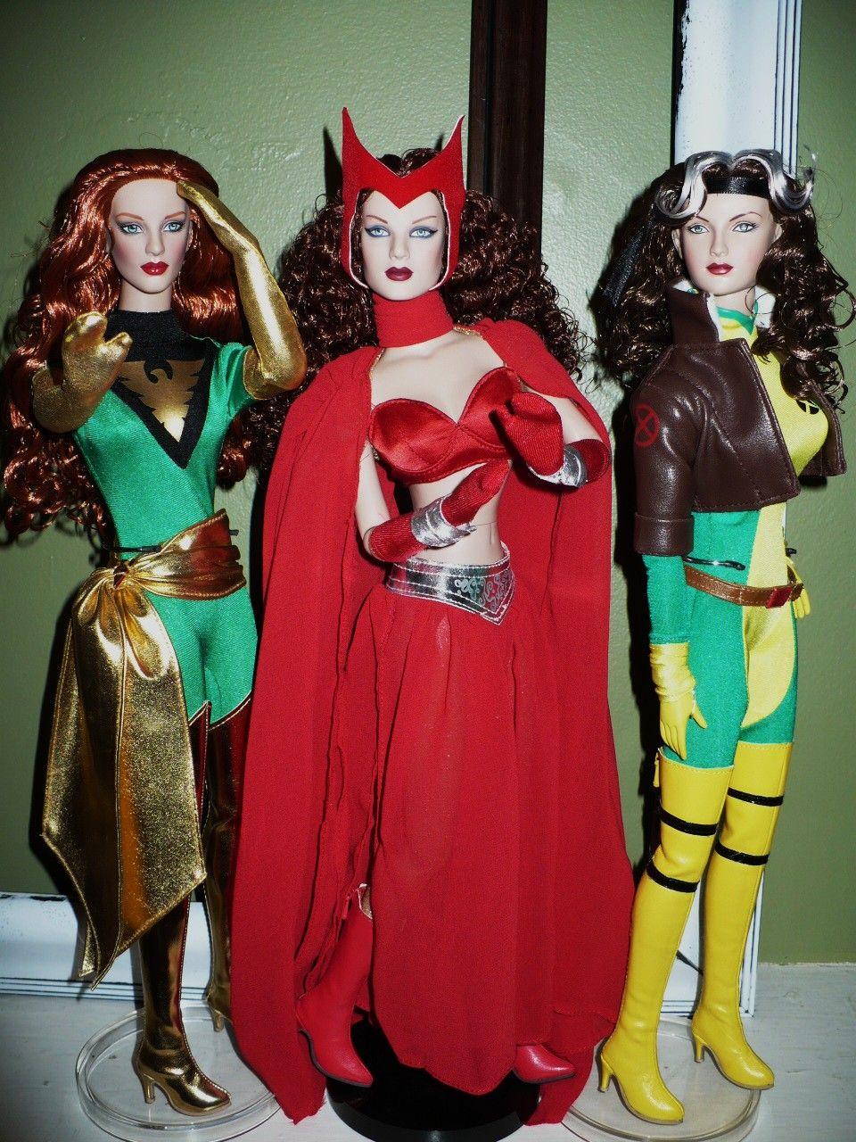 Marvel babes