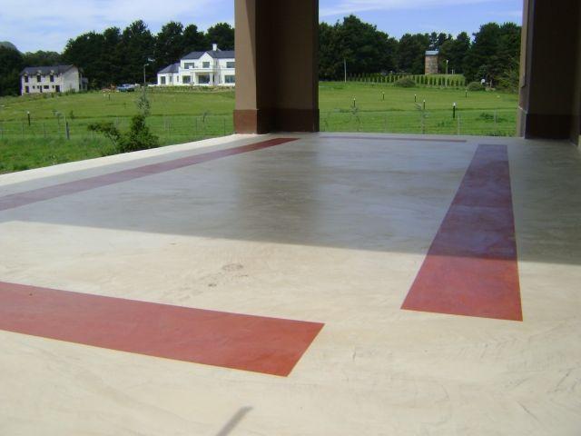 Resultado de imagen para cemento alisado galeria exterior for Cemento pulido exterior