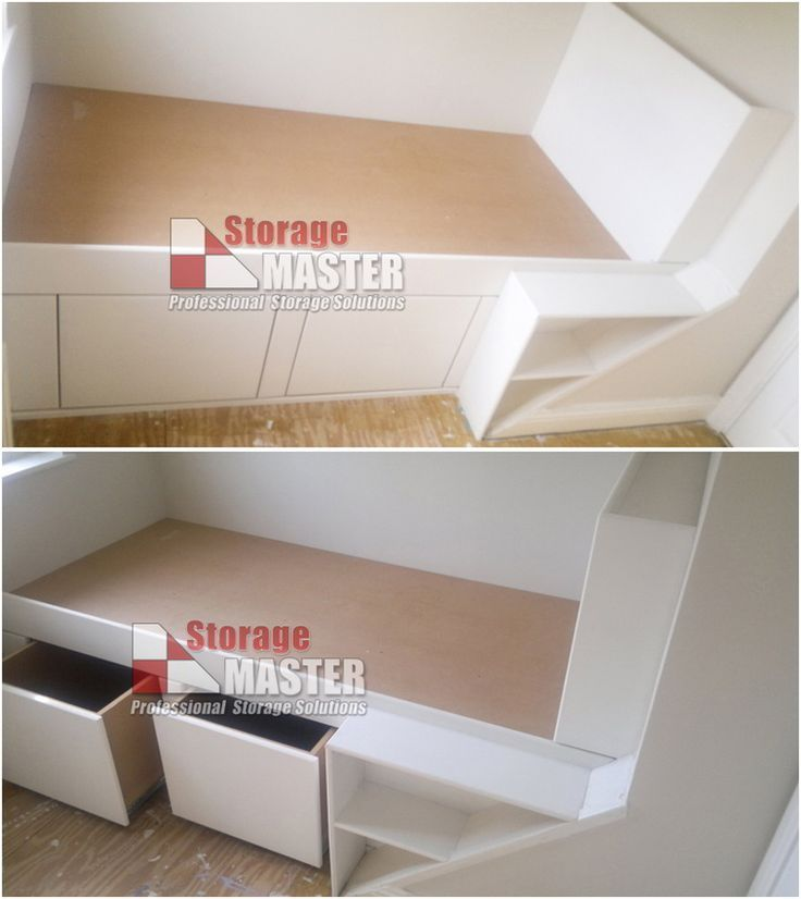 Enclosed Bed Google Search: Bulkhead Stair Solutions - Google Search