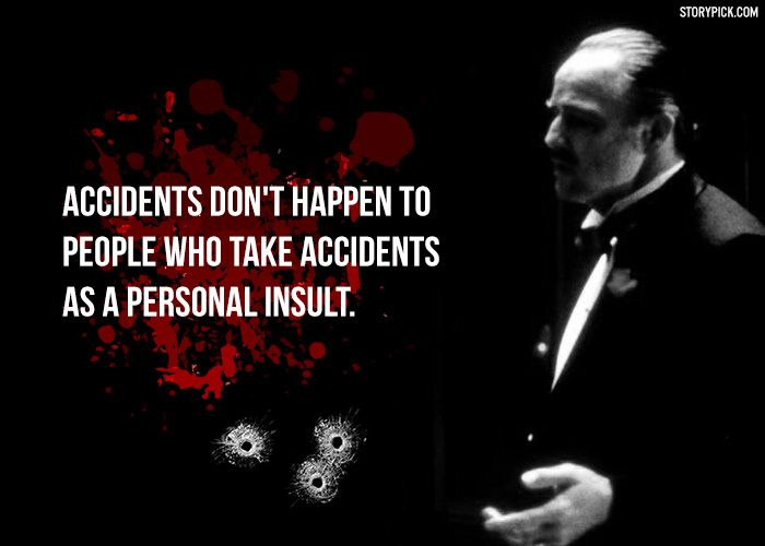 Godfather Quotes Godfather 10  Mafia️️  Pinterest  Godfather Quotes Qoutes And