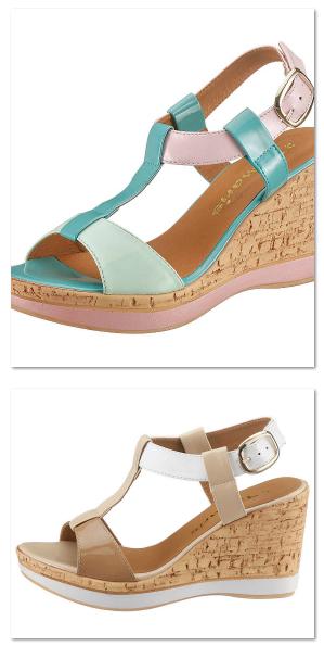 Tamaris Sandaletten | Damenschuhe, Schuhe frauen und Halbschuhe