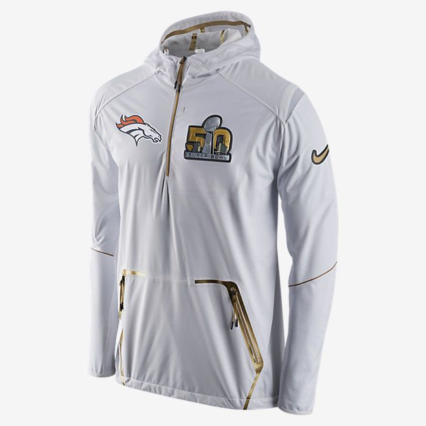 SB50 Nike Fly Rush Alpha (NFL Broncos) Men s Jacket  7a59af76e