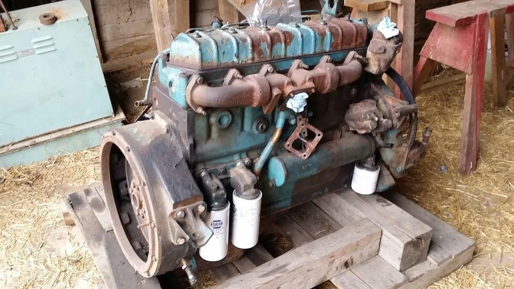 International Ih Dt360 Diesel Truck Tractor 766 706 826