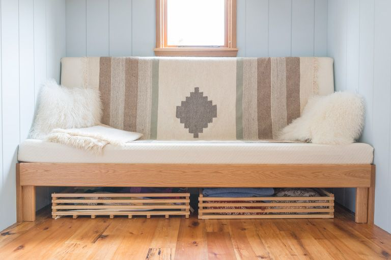 Sofa Mart Gute Collingwood Shepherd us Hut handcrafted pull out sofa double bed with an organic cotton memory
